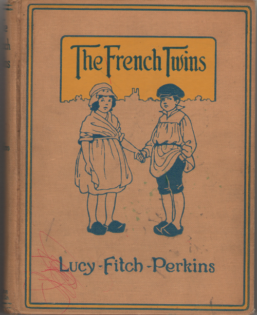 The French Twins, Perkins, Lucy Fitch