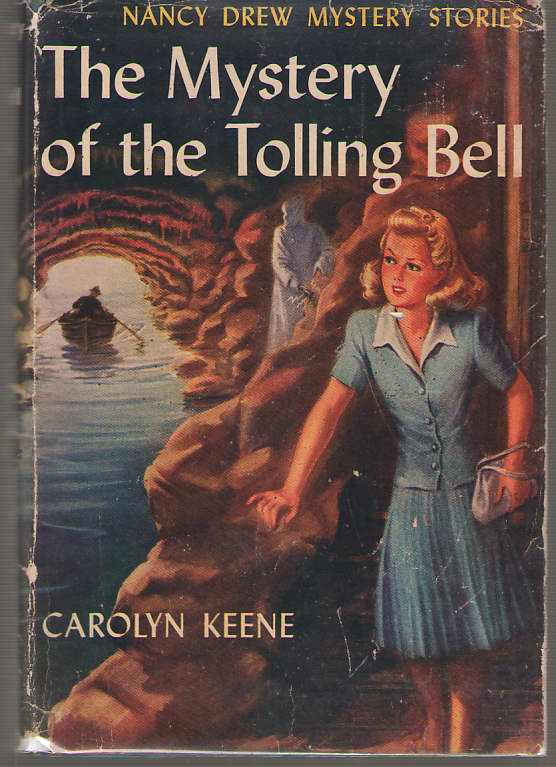 The Mystery Of The Tolling Bell, Keene, Carolyn (Mildred A. Wirt)