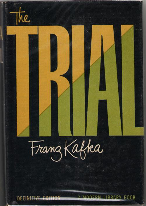 The Trial, Kafka, Franz