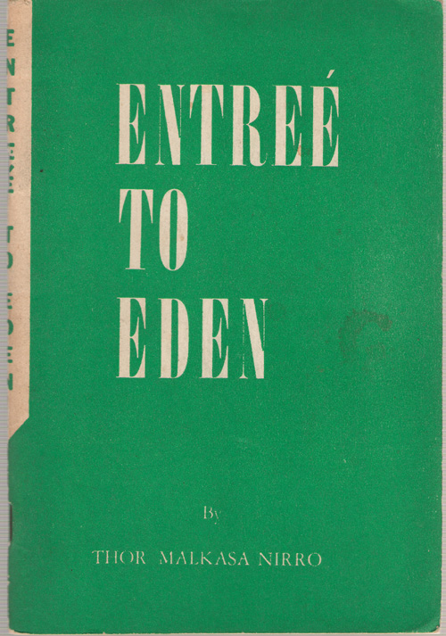 Image for Entree To Eden