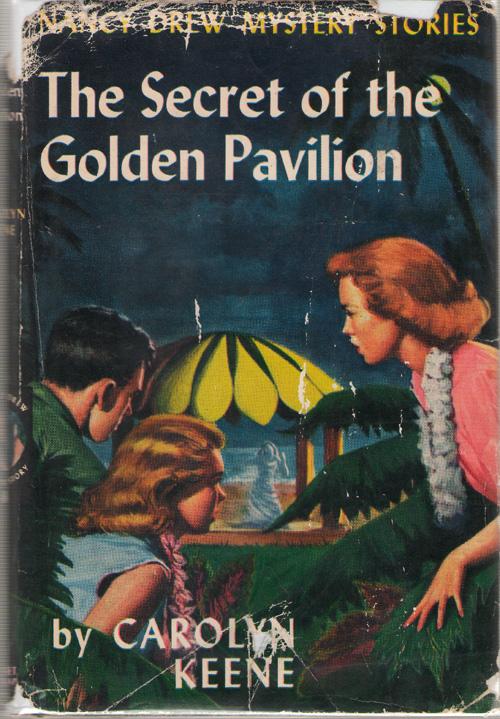 The Secret Of The Golden Pavilion, Keene, Carolyn (Harriet Adams)