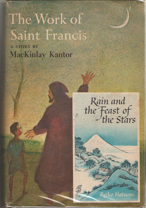 The Work of Saint Francis /  Rain and Feast of the Stars, Kantor, Mackinlay & Reiko Hatsumi