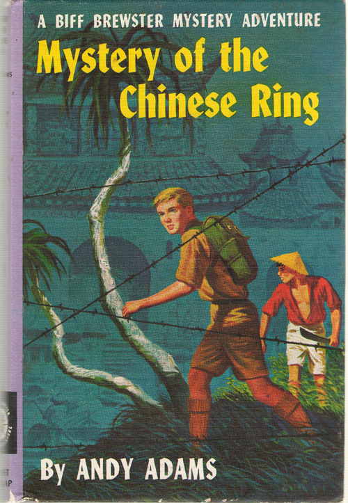 Mystery Of The Chinese Ring, Adams, Andy