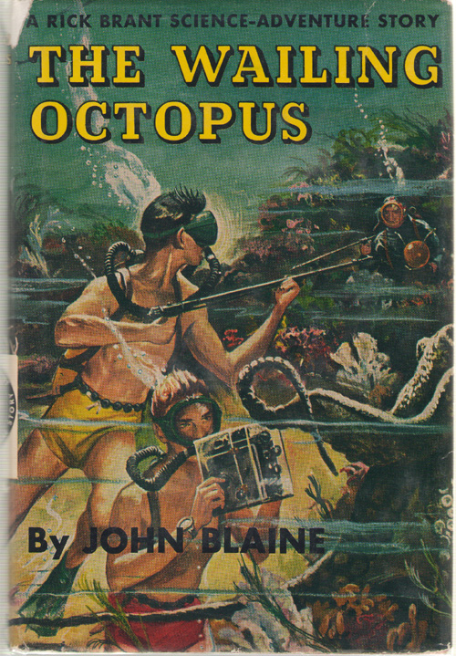 The Wailing Octopus, Blaine, John