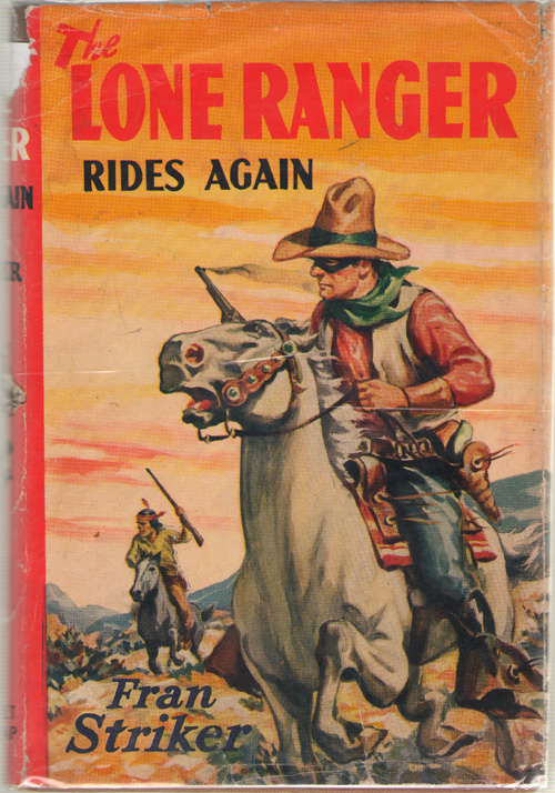 Image for The Lone Ranger Rides Again