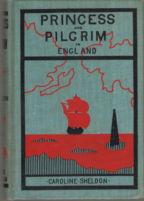 Image for Princess and Pilgrim in England