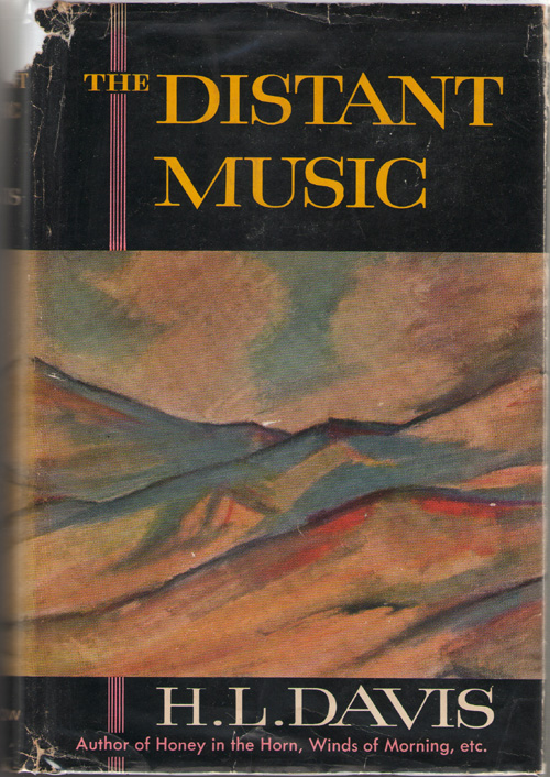 The Distant Music, Davis, H. L.