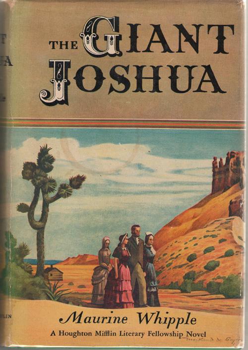 The Giant Joshua, Whipple, Maurine