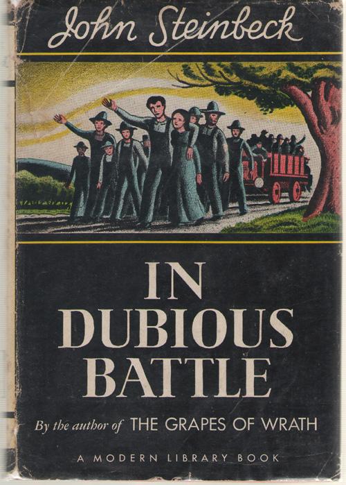 In Dubious Battle, Steinbeck, John