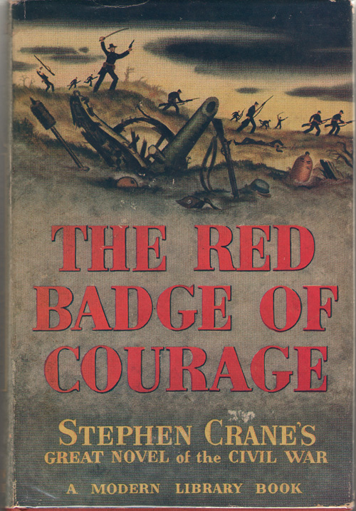 The Red Badge of Courage, Crane, Stephen; Herzberg, Max (Introduction)
