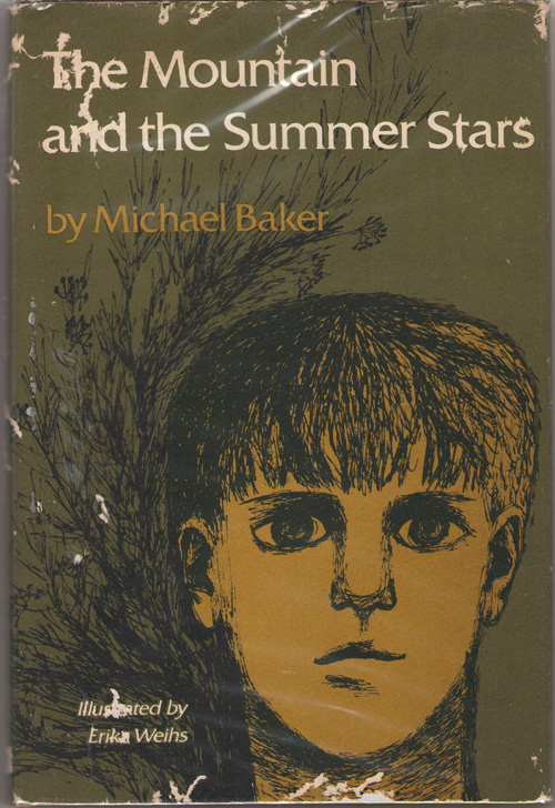 The Mountain And The Summer Stars, Baker, Michael; Weihs, Erika (Illustrator)