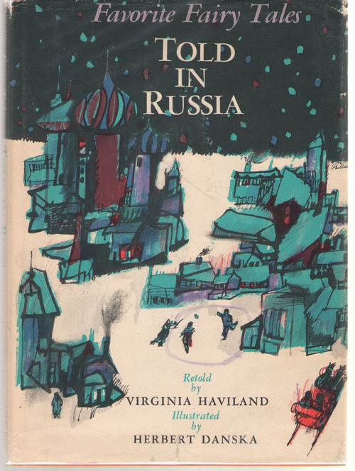 Favorite Fairy Tales Told in England, Haviland, Virginia; Danska, Herbert (Illustrator)