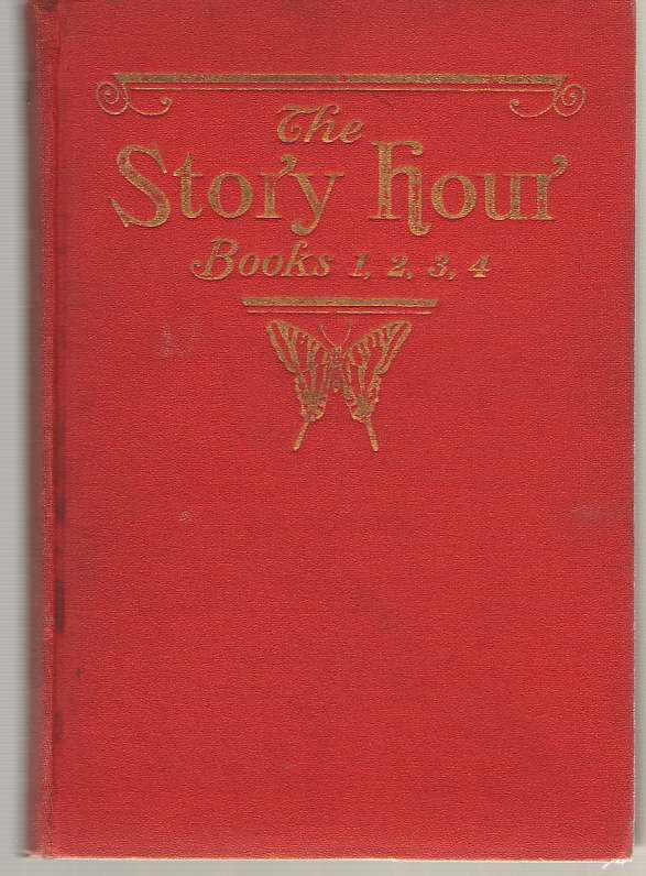 The Story Hour Book 1, Evans, Mrs. I. H.