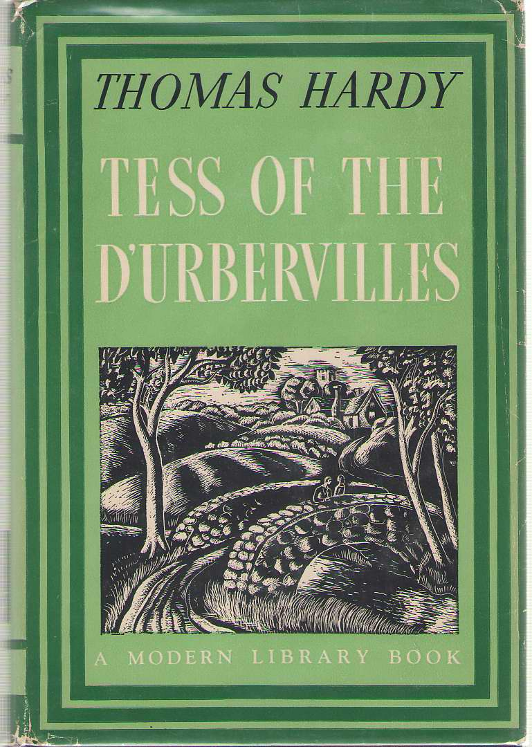 Tess of the D'Urbervilles  A Pure Woman, Hardy, Thomas