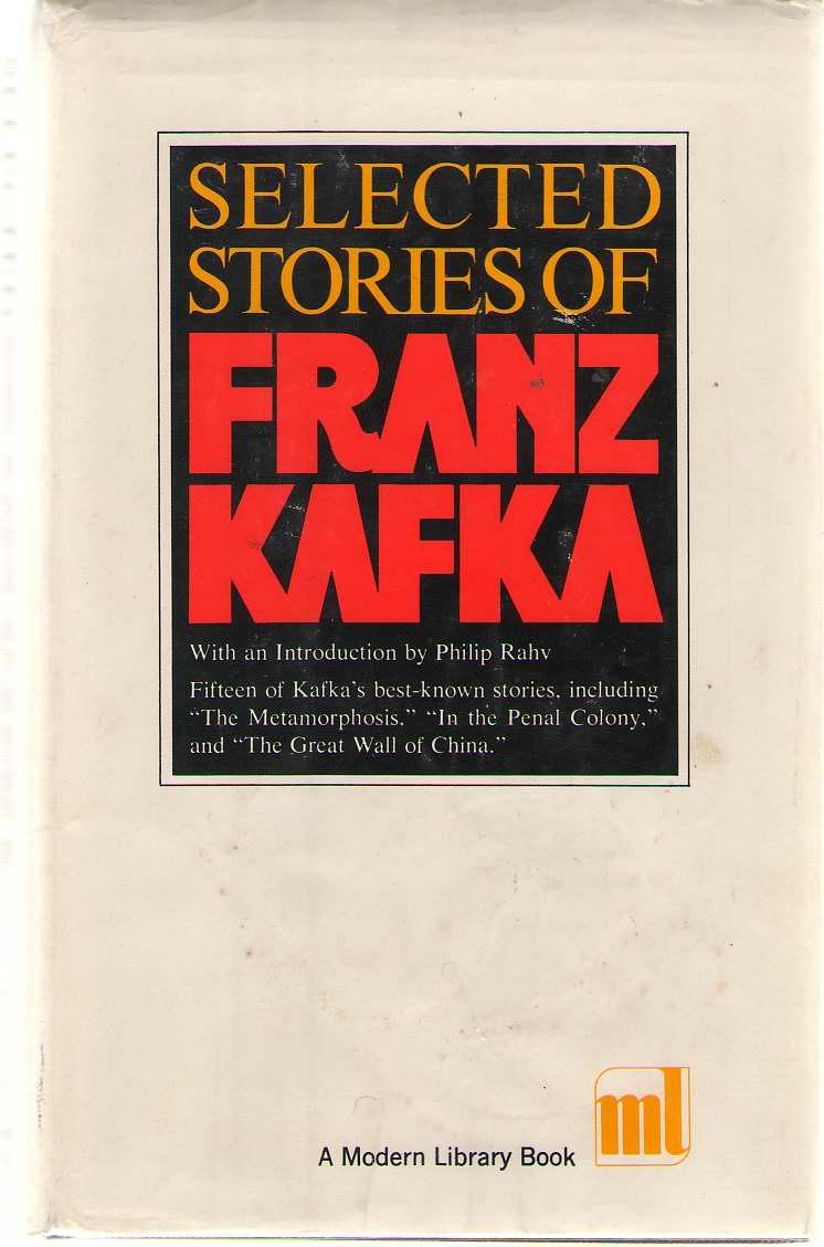Selected Stories of Franz Kafka, Kafka, Franz