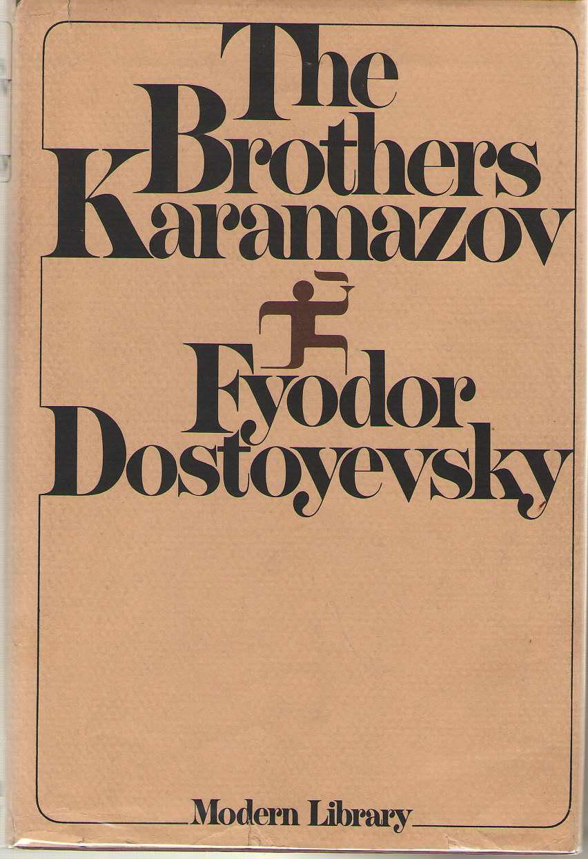 The Brothers Karamazov, Dostoyevsky, Fyodor