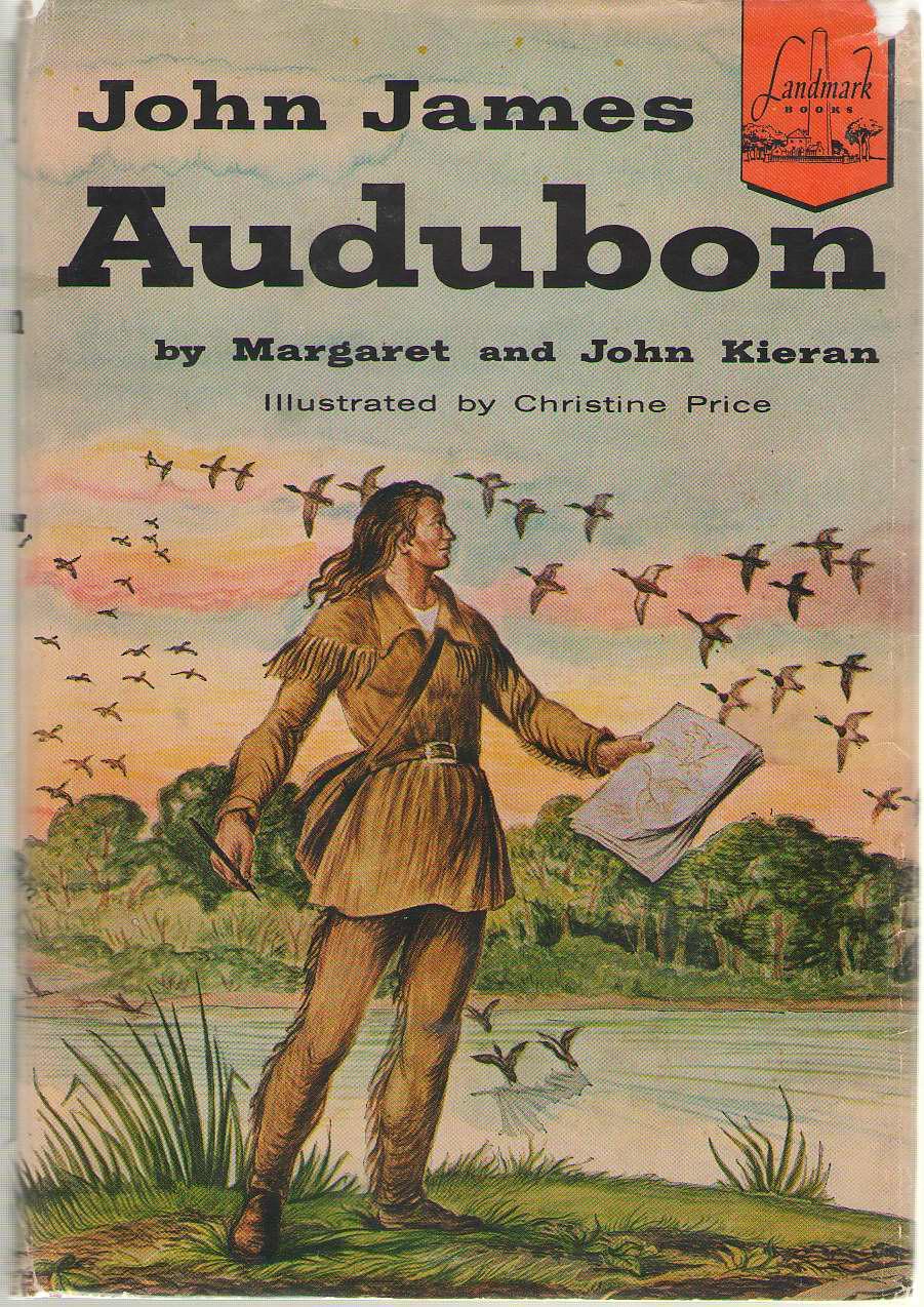 John James Audubon, Kieran, Margaret and John