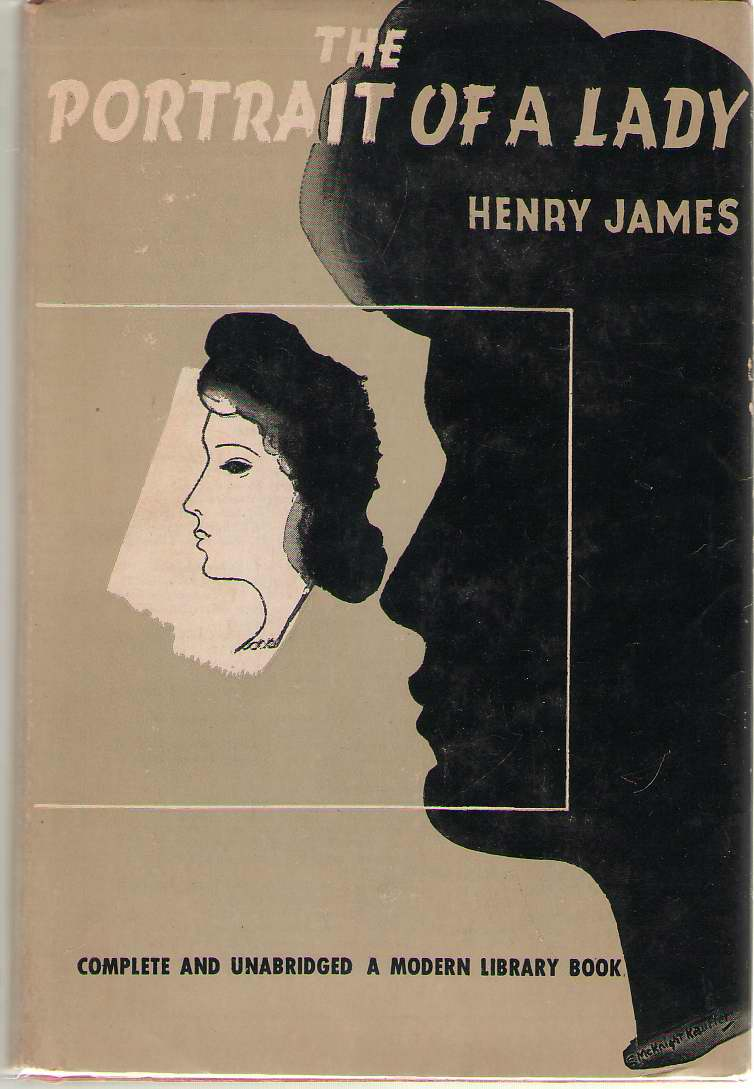 The Portrait Of A Lady, James, Henry; Millett, Fred B. (Introduction)