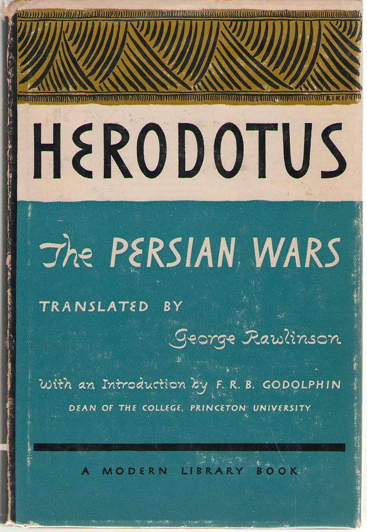 Herodotus: The Persian Wars, Herodotus