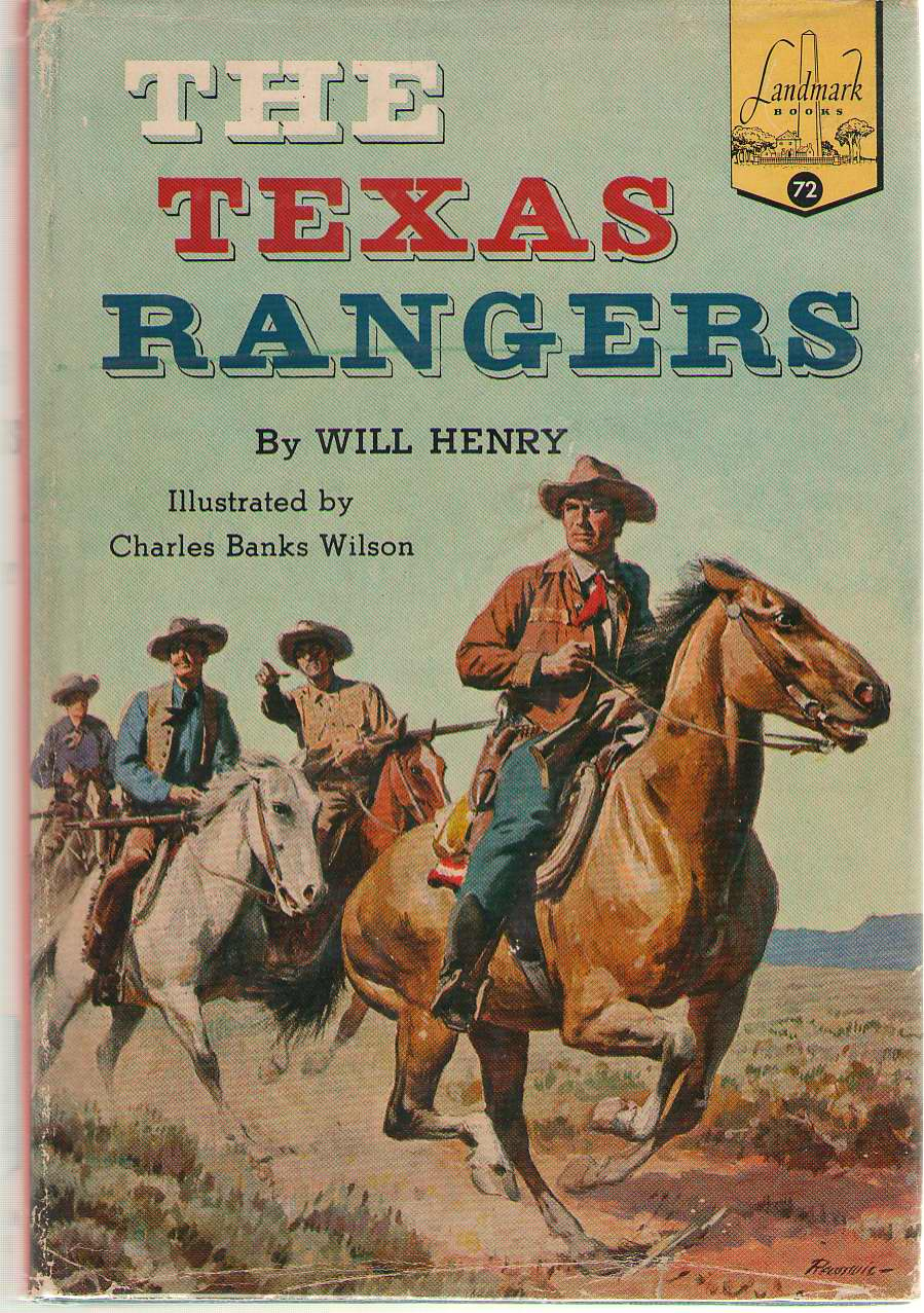 The Texas Rangers, Henry, Will