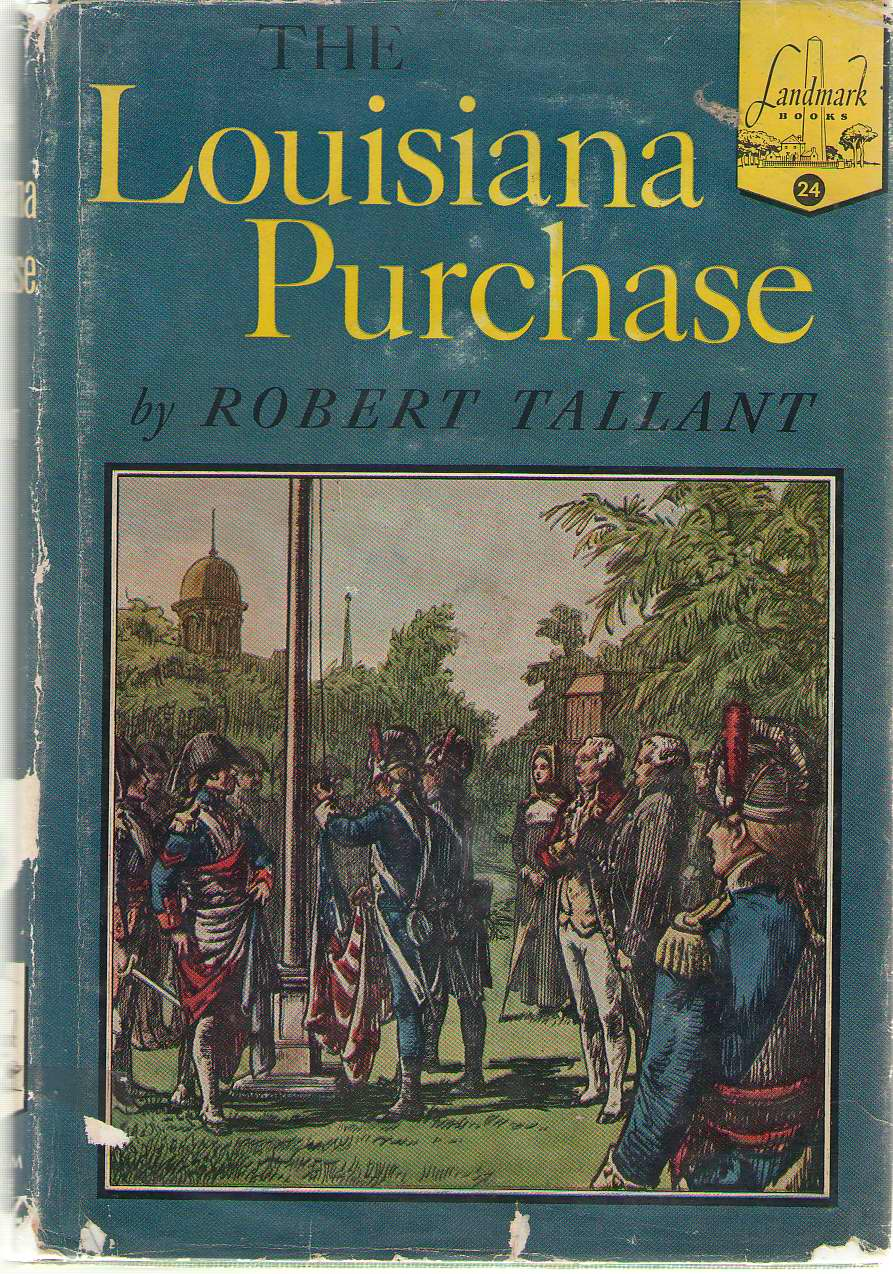 The Louisiana Purchase, Tallant, Robert