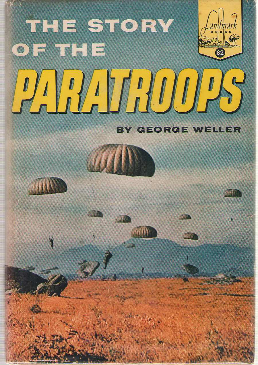 The Story Of The Paratroops, Weller, George