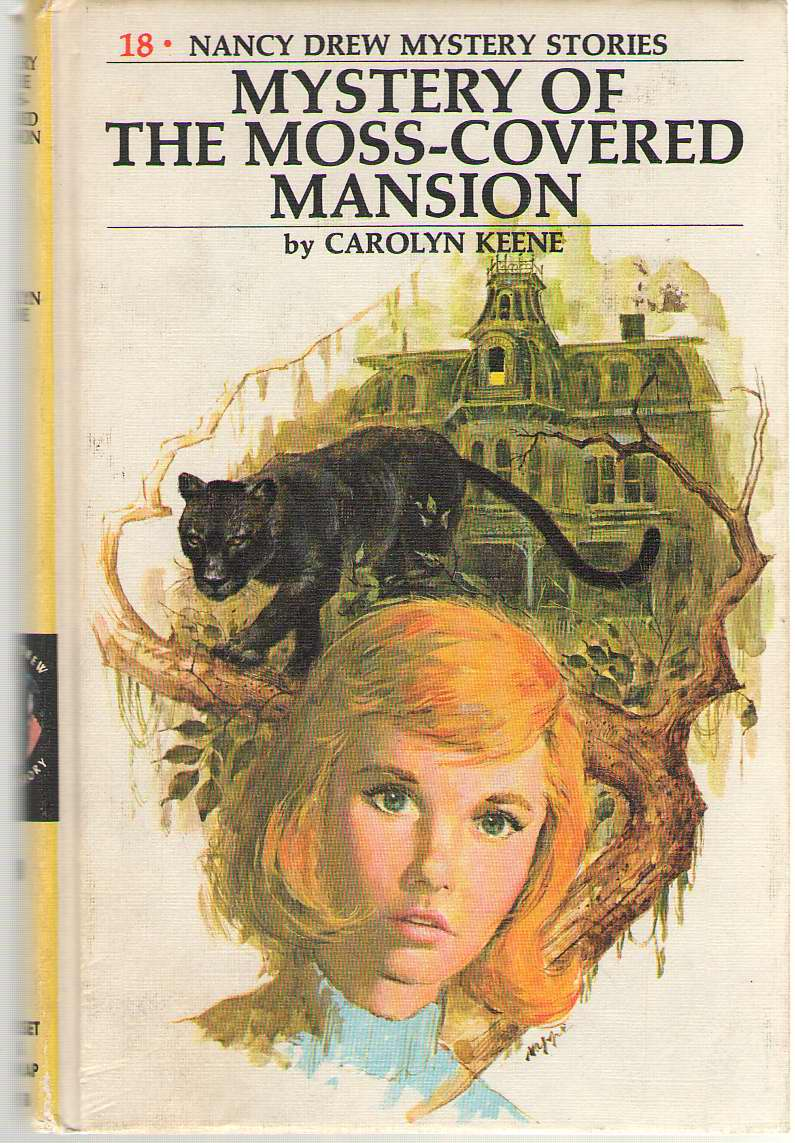 Mystery of the Moss-Covered Mansion, Keene, Carolyn (Wirt, Mildred A. ) (Adams, Harriet - Revision)