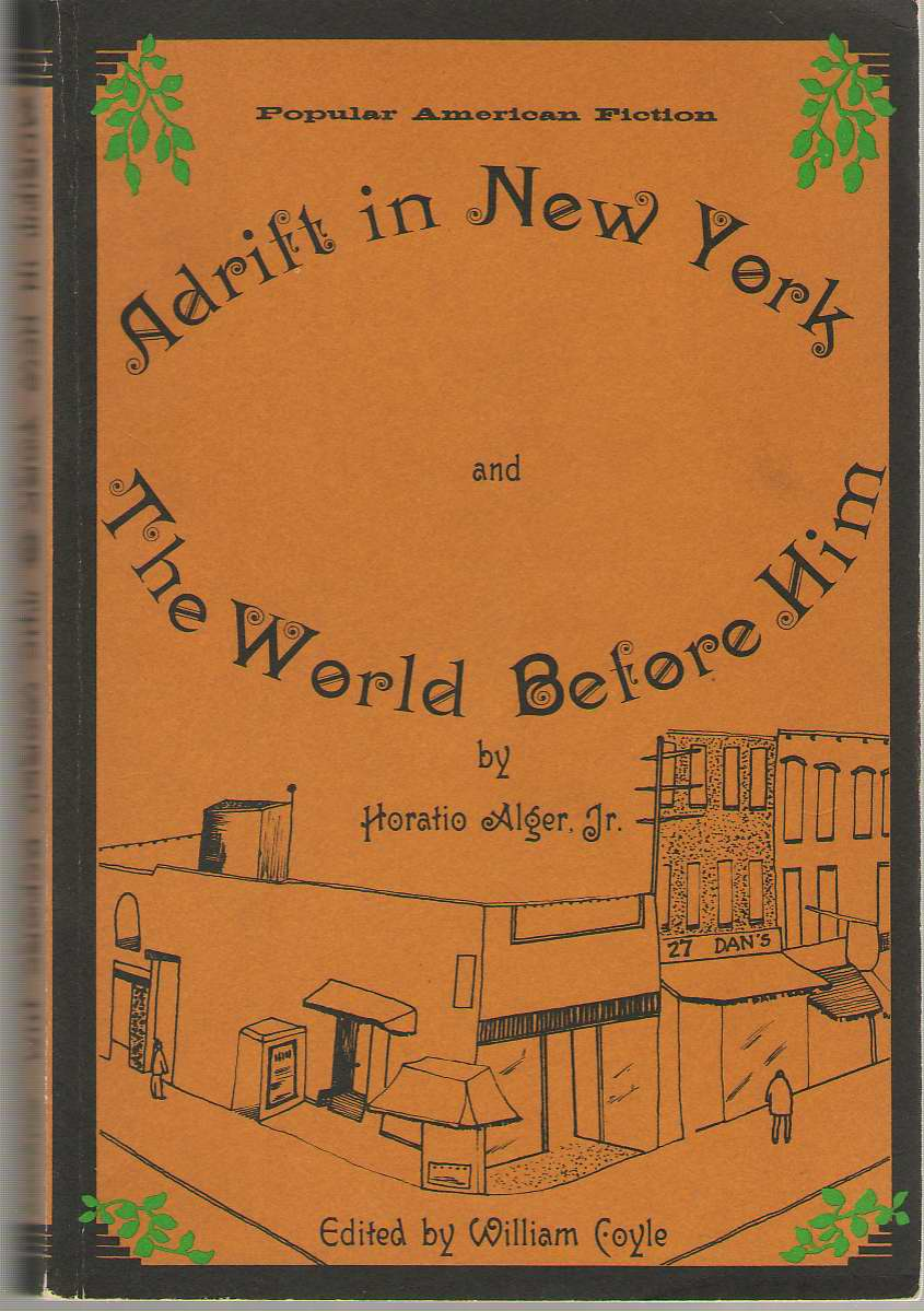 Adrift in New York & The World Before Him