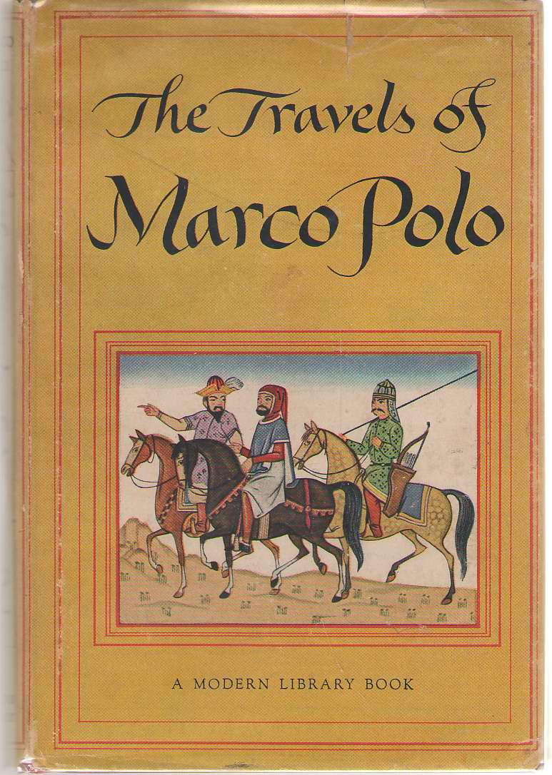 The Travels of Marco Polo, Polo, Marco; Komroff, Manuel (Introduction)