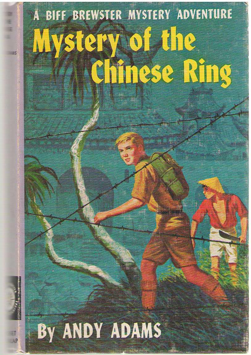 Image for Mystery Of The Chinese Ring