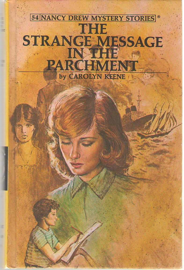 The Strange Message in the Parchment, Keene, Carolyn (Harriet Adams)