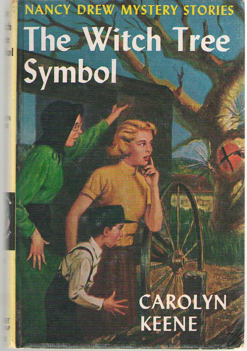 The Witch Tree Symbol, Keene, Carolyn (Harriet Adams)