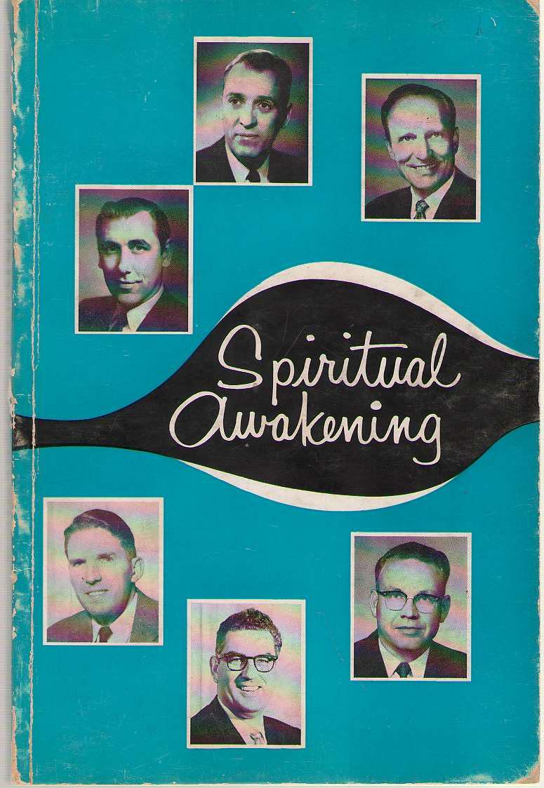 Spiritual Awakening, Wirt, Sherwood Eliot