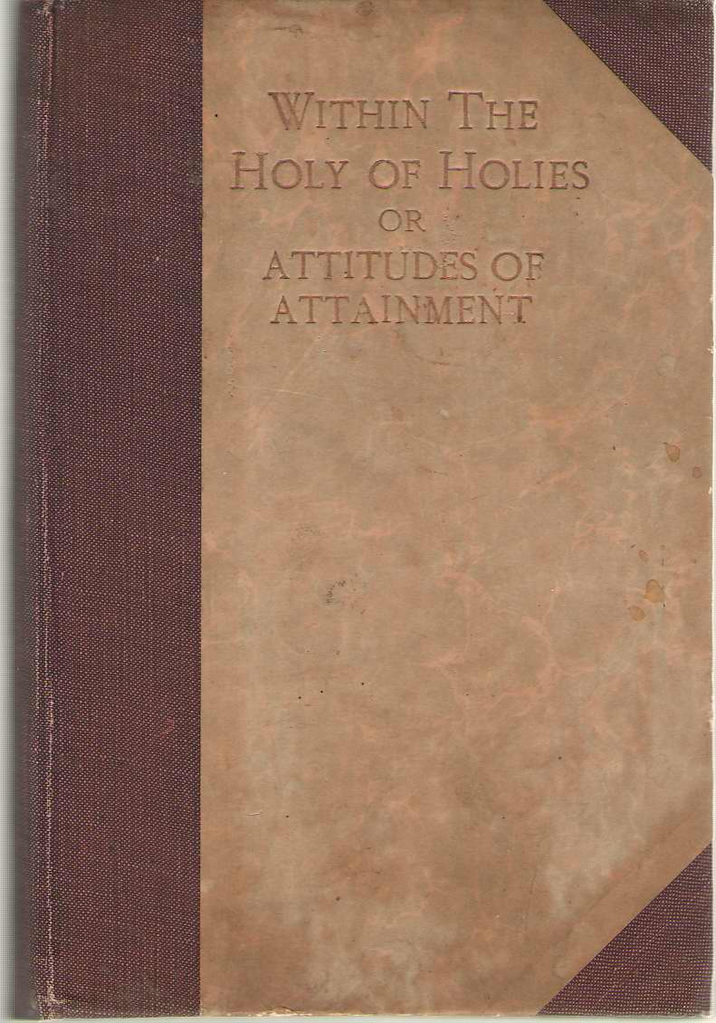 Within the Holy of Holies or Attitudes of Attainment, Rellimeo (Miller, Orlando Edgar)