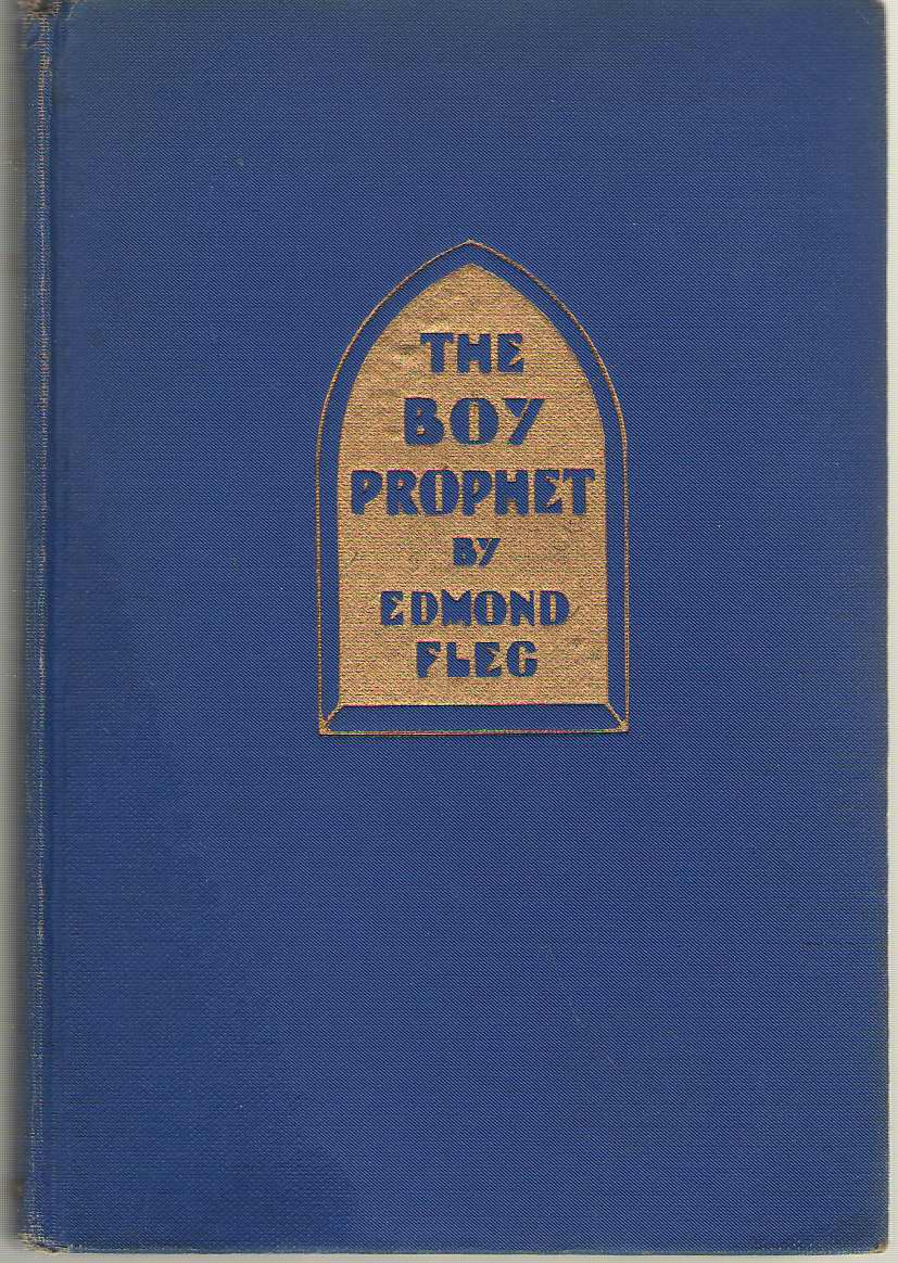 The Boy Prophet, Fleg, Edmond