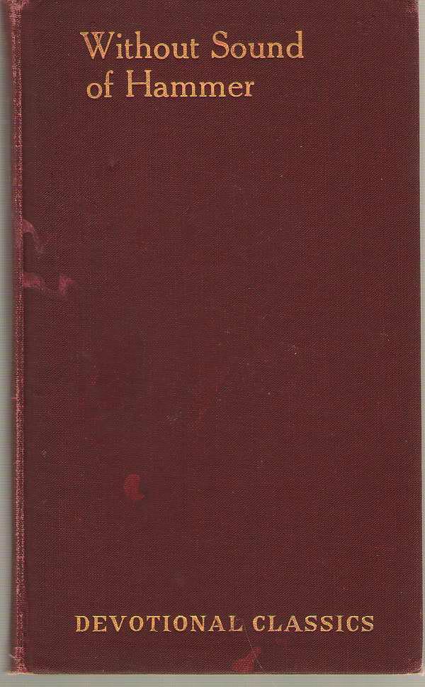 Without Sound of Hammer, Vincent, Edgar L.