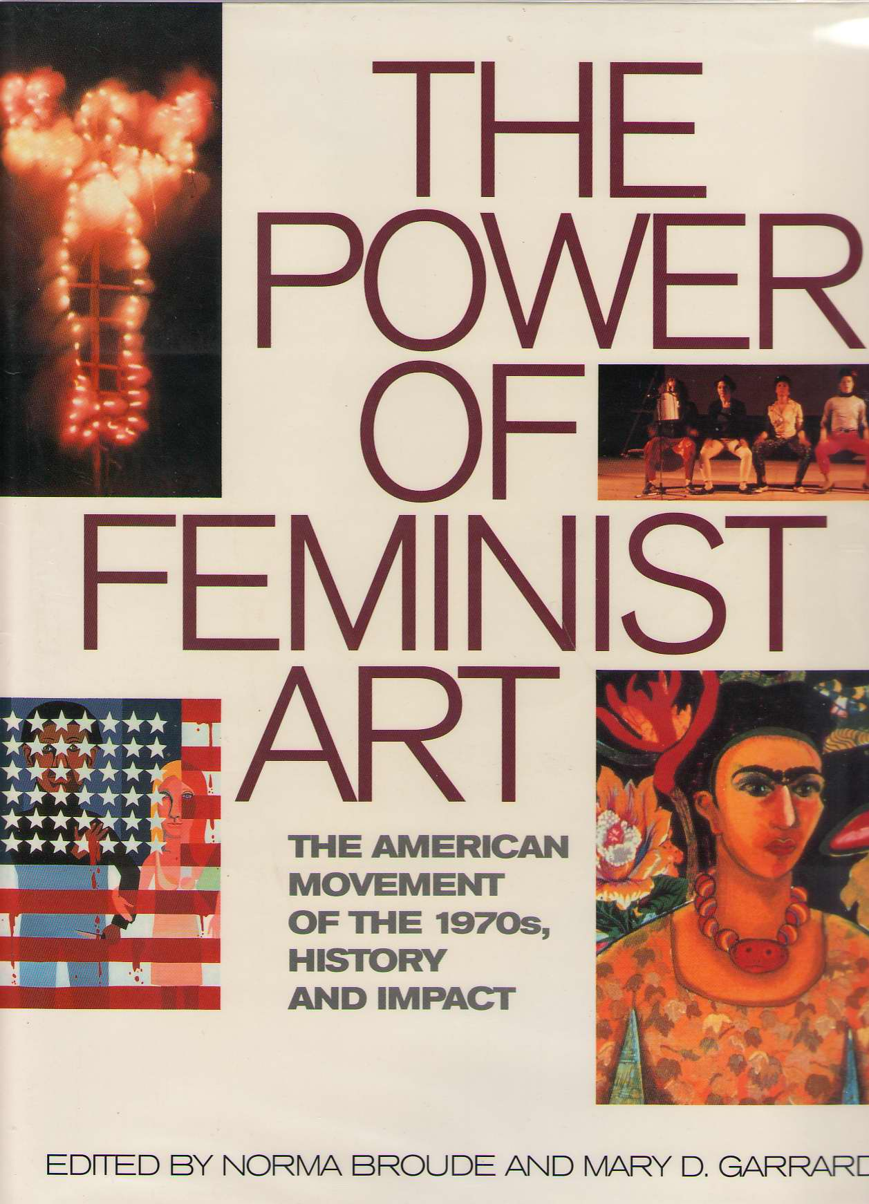 Image for The Power of Feminist Art  The American Movement of the 1970S, History and Impact