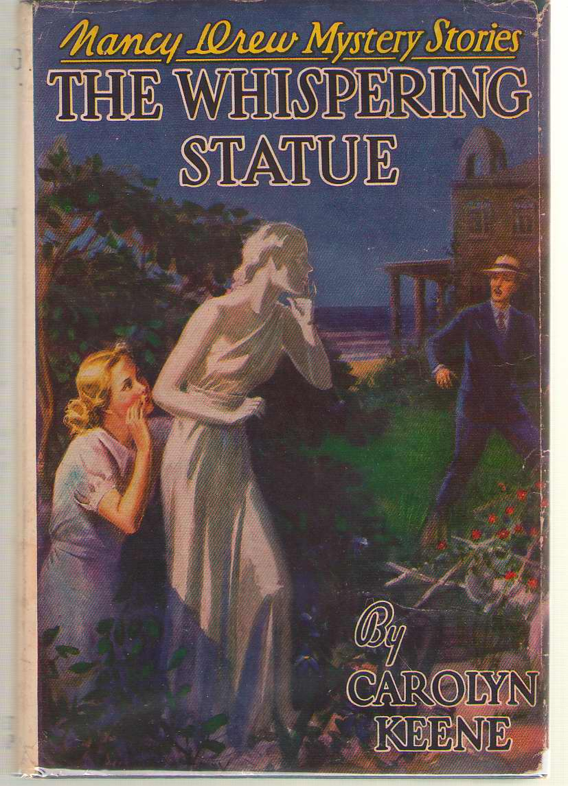 The Whispering Statue, Keene, Carolyn (Mildred A. Wirt)