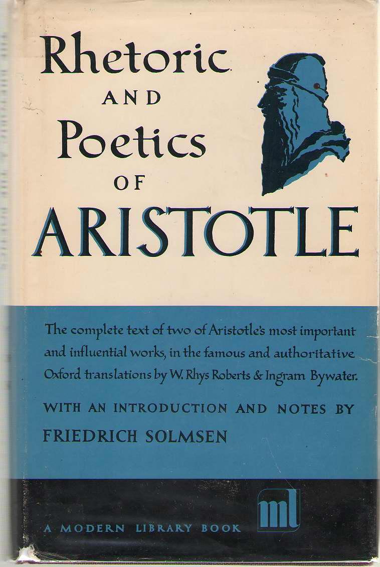 Rhetoric And Poetics, Aristotle