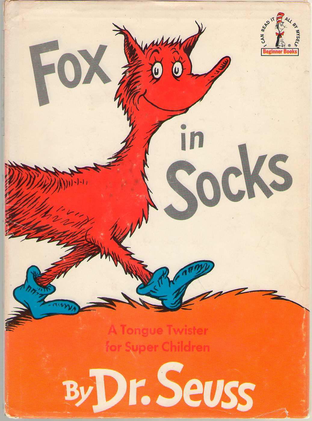 Fox in Socks, Seuss, Dr.