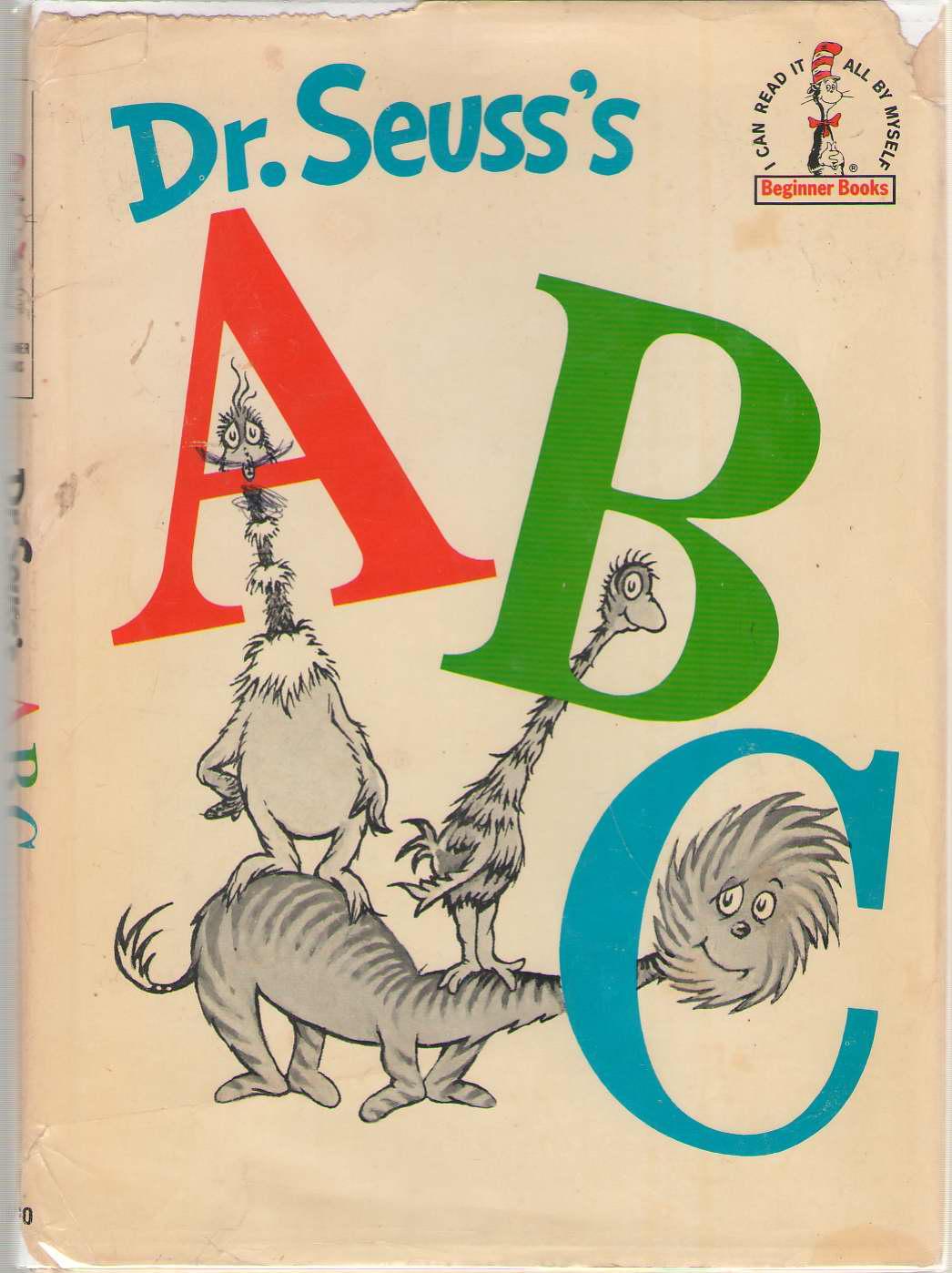 Dr. Seuss's ABC, Seuss, Dr.