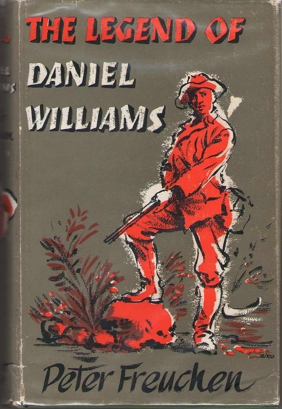 The Legend Of Daniel Williams, Freuchen, Peter