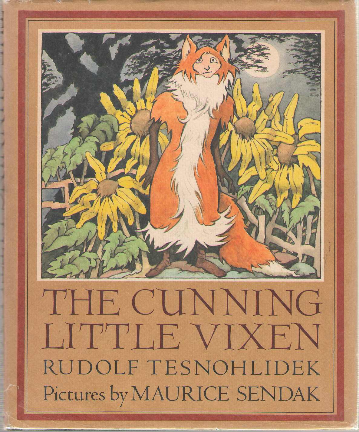 The Cunning Little Vixen, Tesnohlidek, Rudolf; Sendak, Maurice (Illustrator)