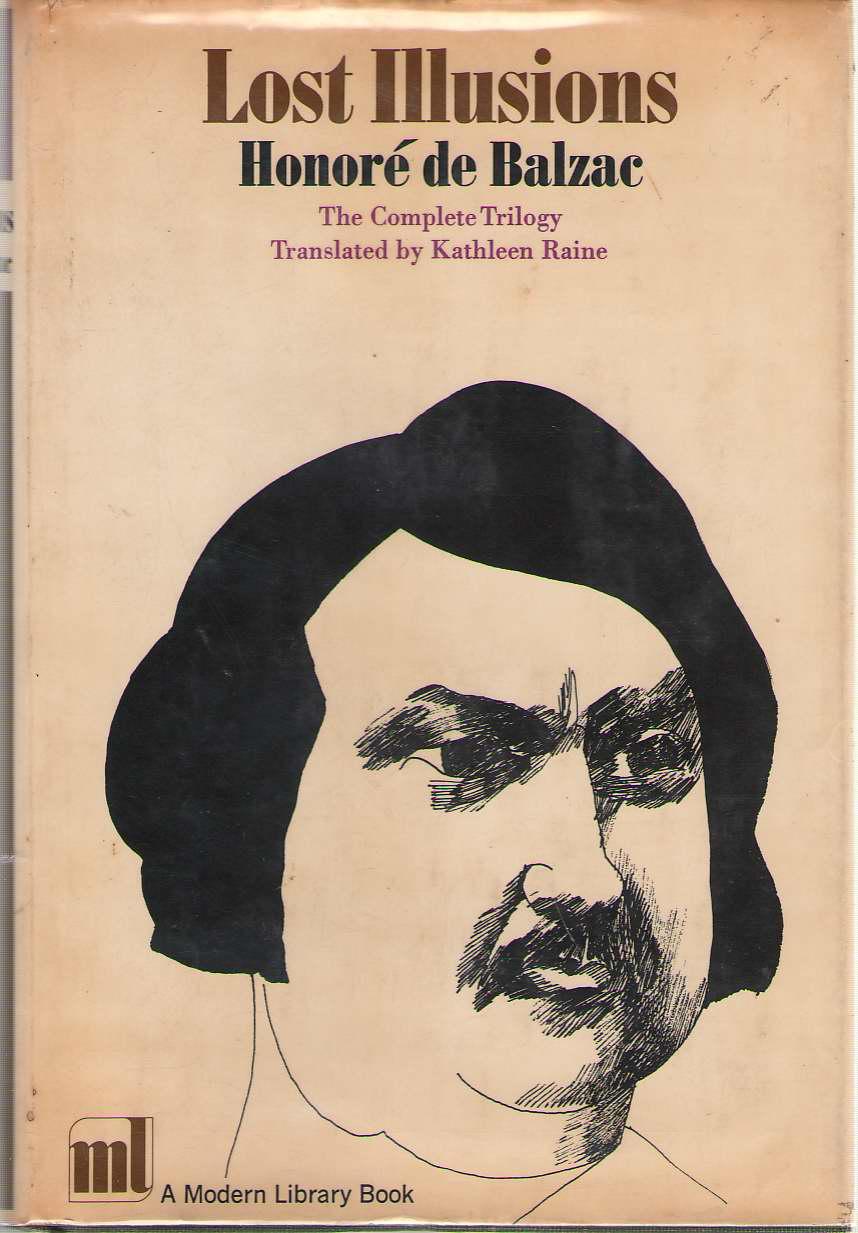 Lost Illusions, De Balzac, Honore