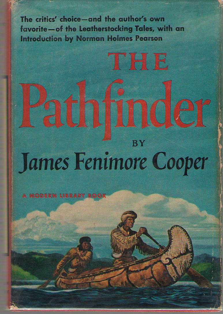 The Pathfinder Or, the Inland Sea, Cooper, James Fenimore