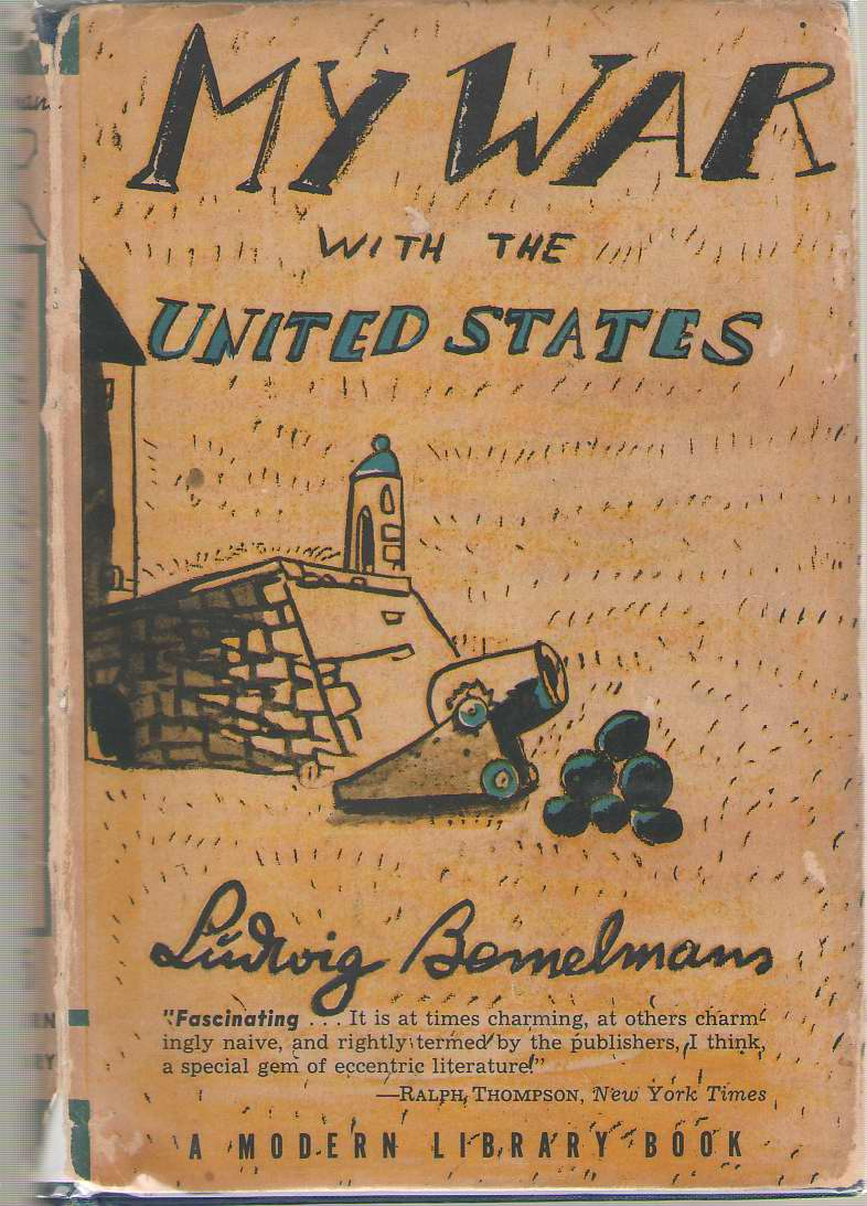 My War With The United States, Bemelmans, Ludwig