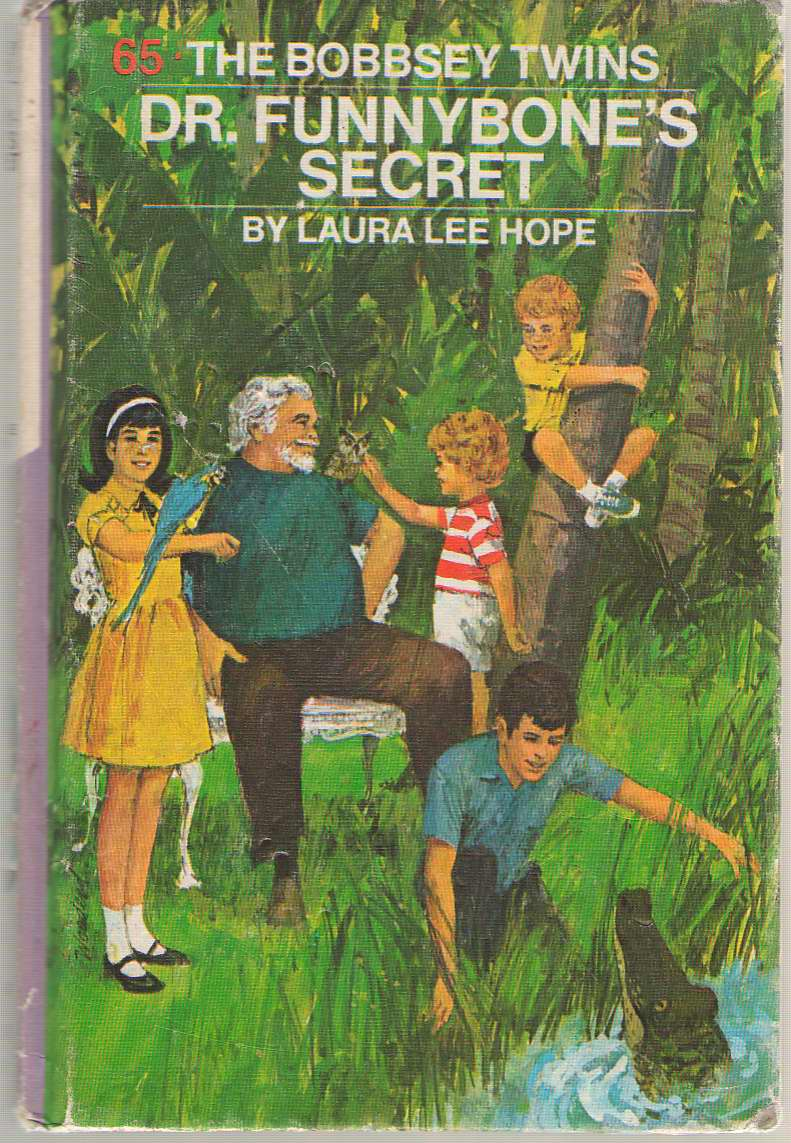 The Bobbsey Twins: Dr. Funnybone's Secret, Hope, Laura Lee; Grote, Grace (Ghost Writer)