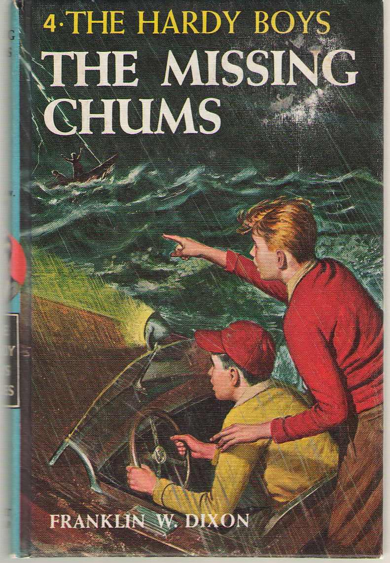 The Missing Chums, Dixon, Franklin W.; (McFarlane, Leslie); (Buechler, James - Revision)