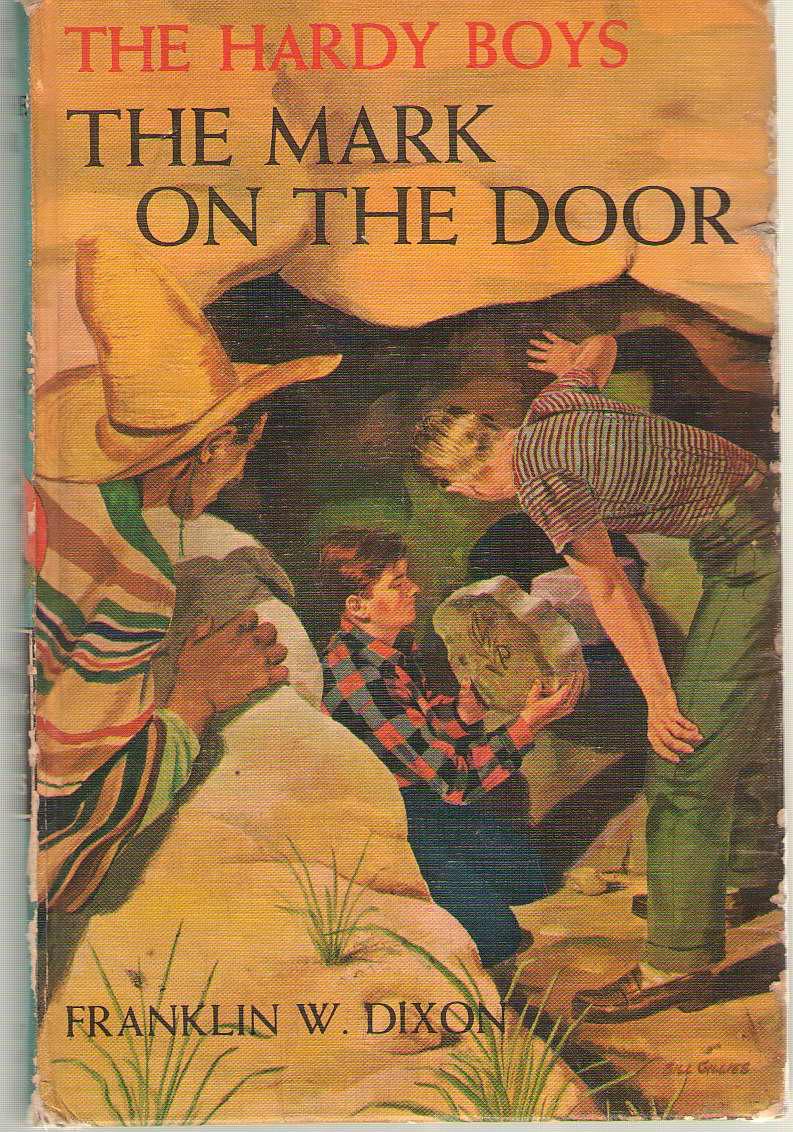 The Mark On The Door, Dixon, Franklin W. ; (Mcfarlane, Leslie)