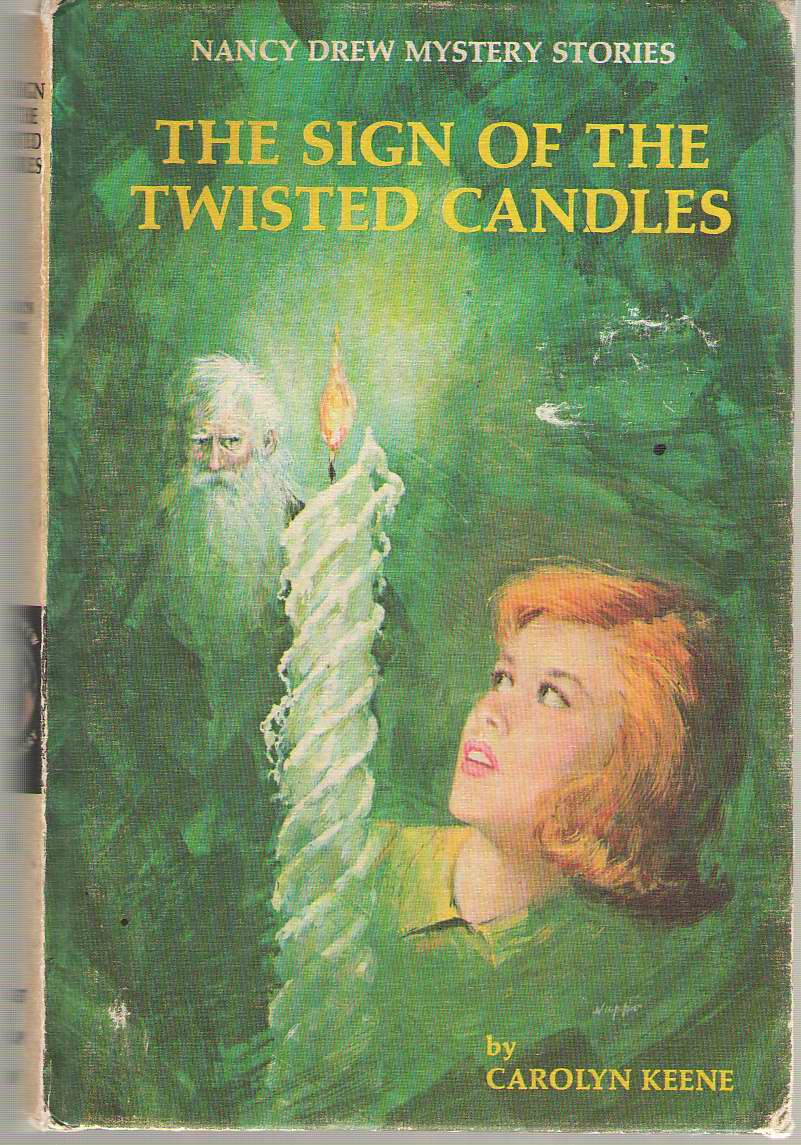 The Sign Of The Twisted Candles, Keene, Carolyn (Walter Karig)